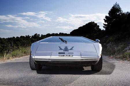 Espectacular Maserati Boomerang 1972 en venta