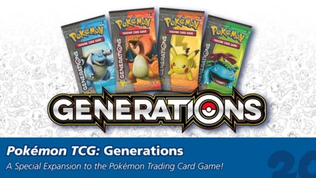 Pokemon Generations Tcg