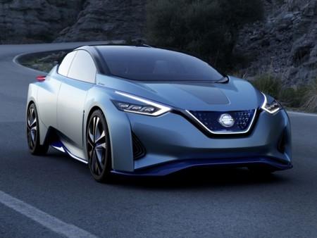 Nissan IDS Concept, un prototipo eléctrico autónomo con autonomía mejorada que, ¿influenciará al próximo Nissan LEAF?