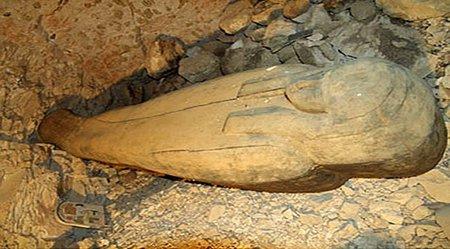 Nueva momia descubierta en el Valle de los Reyes, Egipto
