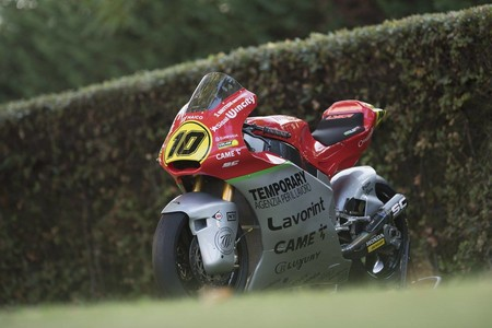 Forward Racing Mv Agusta Moto2