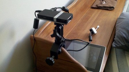 El tablet mató al picoproyector