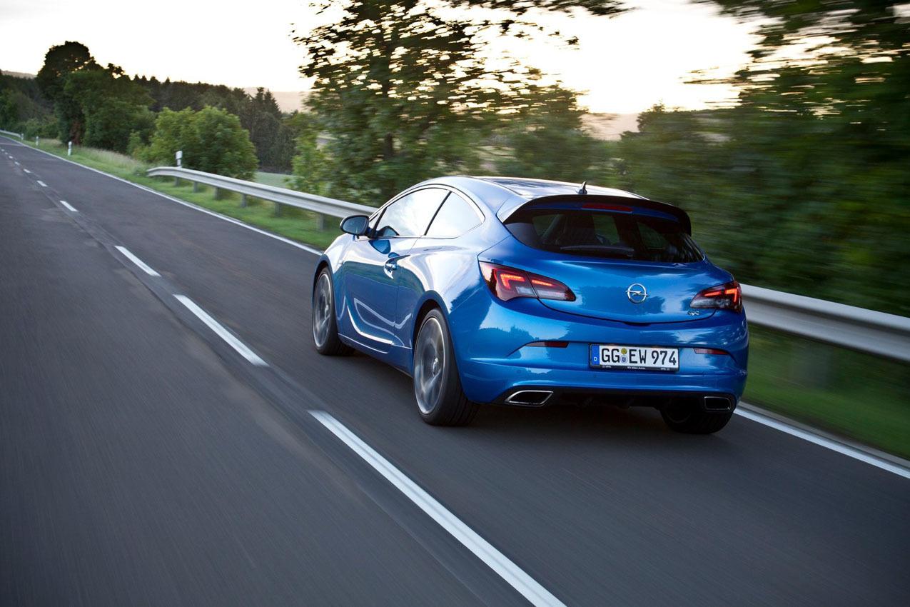 Foto de Opel Astra OPC (46/46)