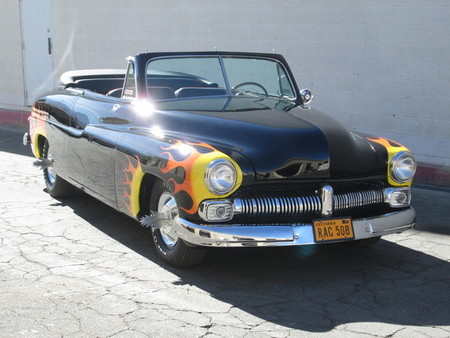 "A subasta el 1949 Mercury tuneado de ""Grease"""