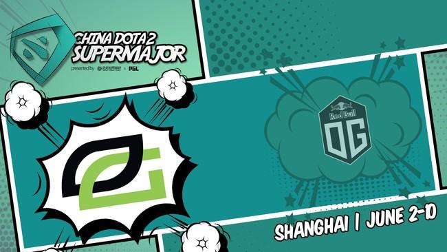 Las últimas plazas para The International 8 en juego con el Supermajor de China