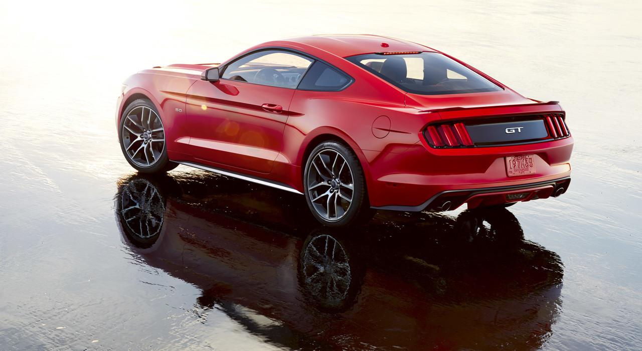 Foto de Ford Mustang 2014 (15/15)