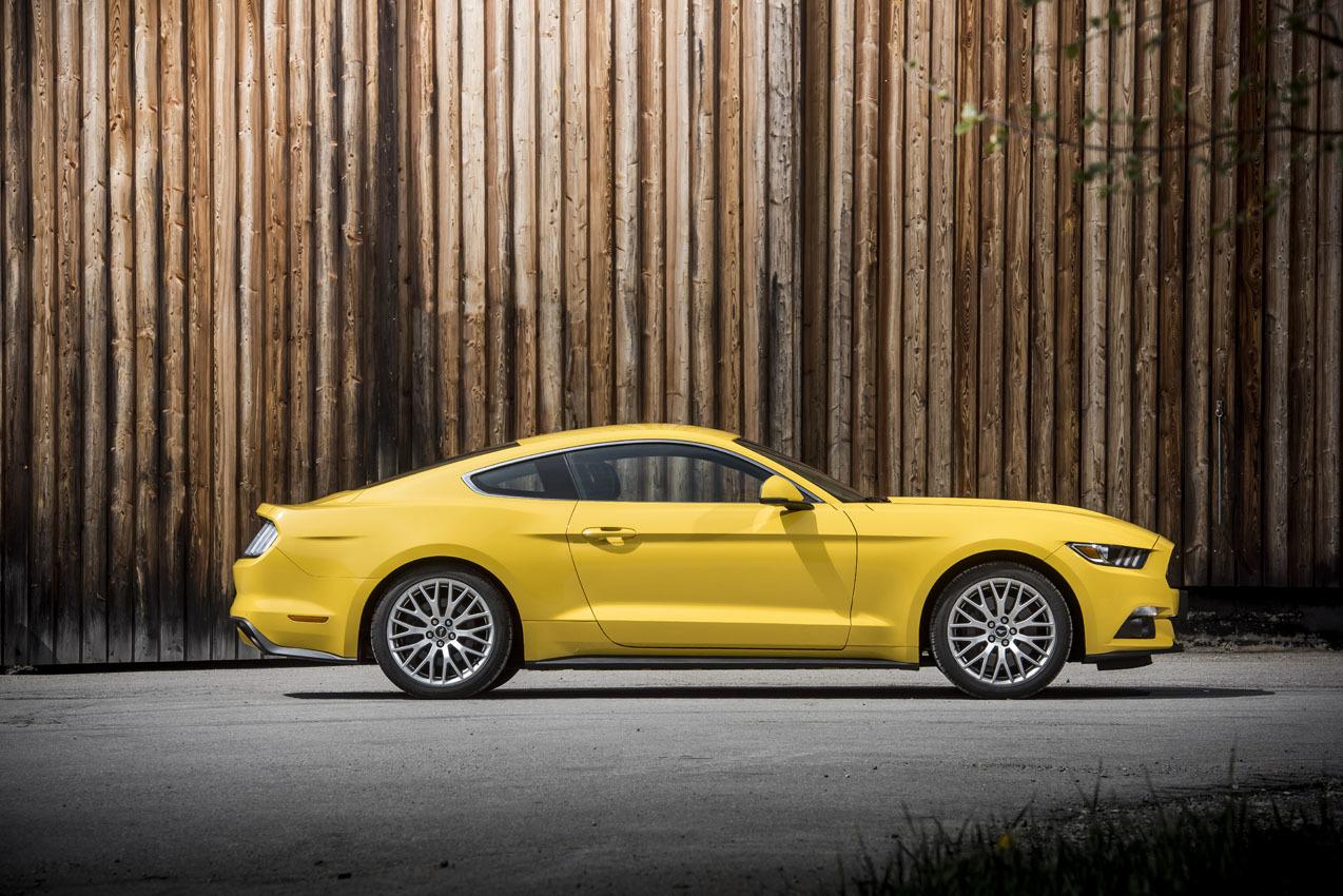 Foto de Ford Mustang 2015 (31/53)
