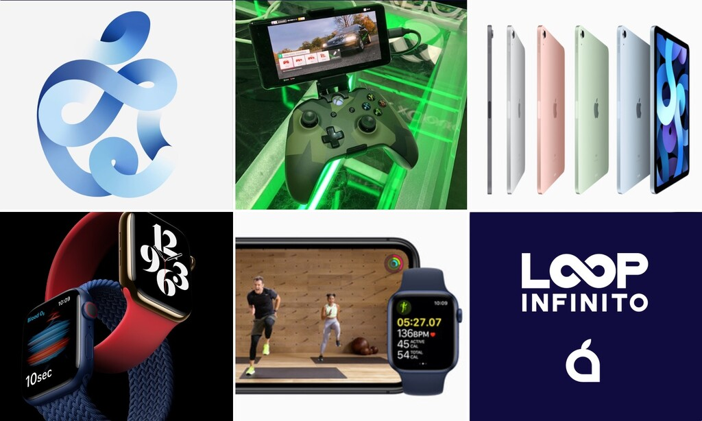 Apple One, Fitness+, nuevos Apple Watch... La semana del podcast Loop Infinito