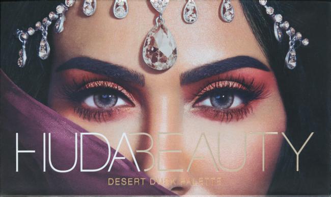 Desert Dusk Palette