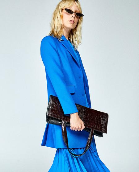 Abrigo Azul Sfera