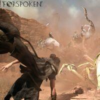 Forspoken luce así de espectacular en una versión extendida de su primer tráiler con nuevas escenas de gameplay