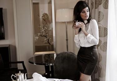 Julia Restoin-Roitfeld para Me & City: Yo me lo guiso, yo me lo como