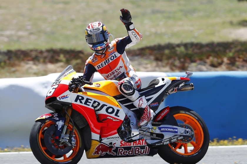 """Rossi, Lorenzo y Márquez hablan sobre Dani Pedrosa: """"Se ha merecido un título de MotoGP, es un referente"""""""