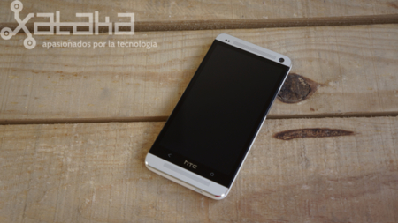 HTC one diseño general