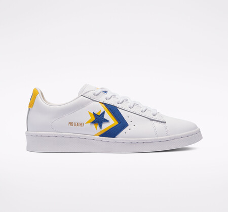 Pro Leather Double Logo Low Top