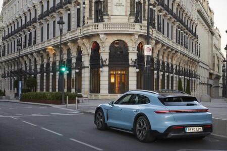 Porsche Taycan Cross Turismo Prueba Contacto 3