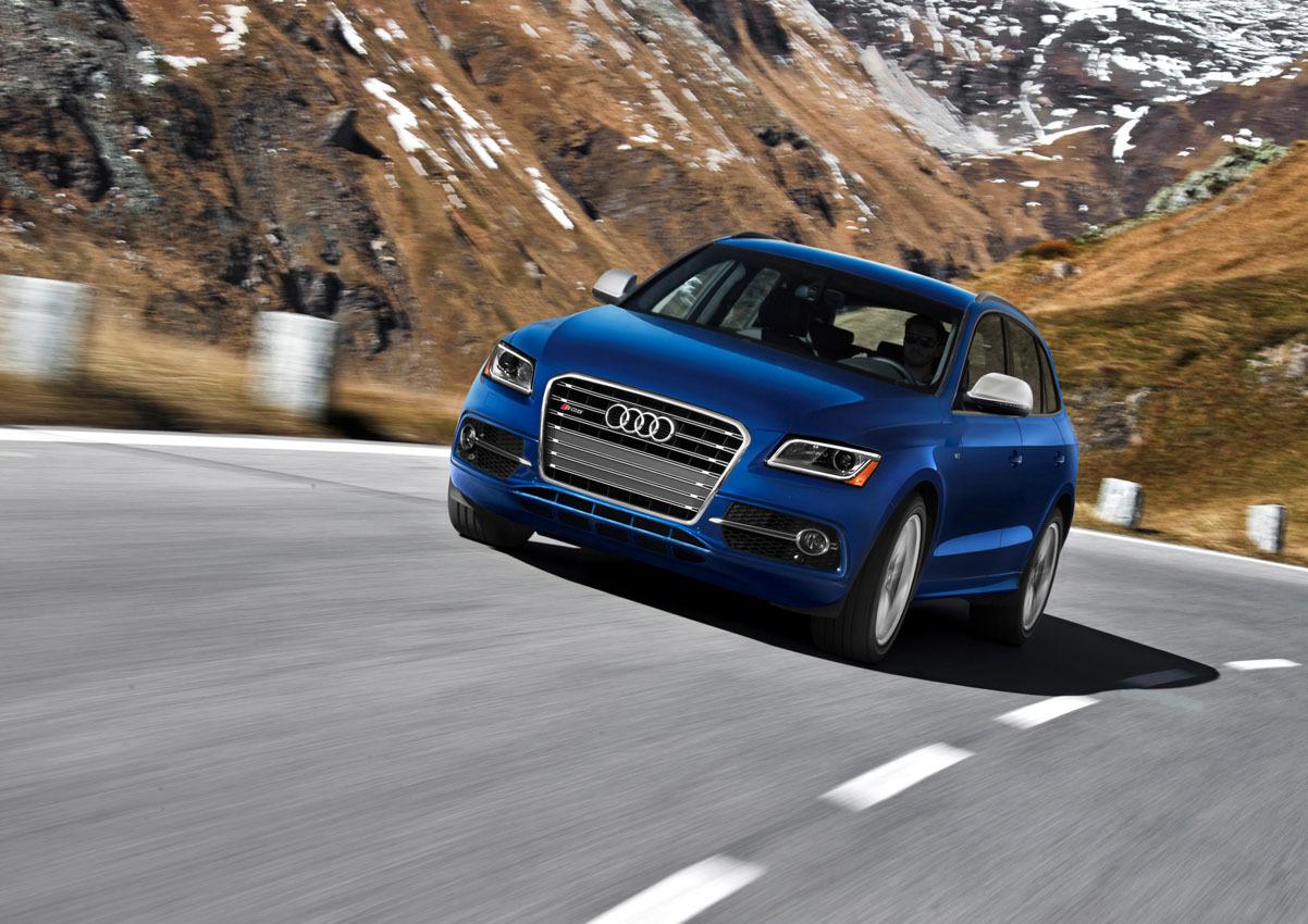 Foto de Audi SQ5 TFSI (10/12)