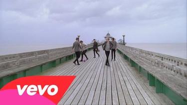 """¿A cuál de los One Direction le queda mejor el jersey gris de """" You and I""""?"""