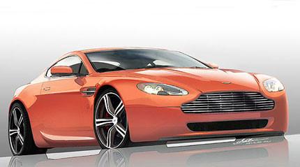 Nuevos Aston Martin para el IAA de Frankfurt