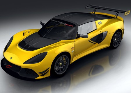 Lotus Exige Race 380, el modelo que sólo podrás conducir en pista