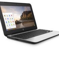 HP Chromebook 11 G4 es la nueva apuesta para llevar ChomeOS a las escuelas