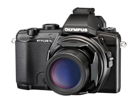 Olympus Stylus 1s Vista Frontal 1