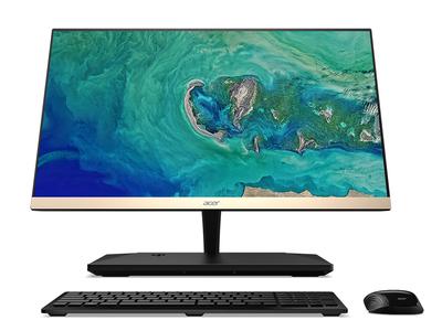 Aspire S24, procesadores Intel de 8va generación en uno de los diseños más delgados de un All-in-One