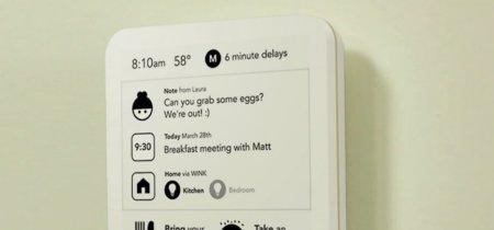 SeeNote actualiza las clásicas notas adhesivas con tinta electrónica, pantalla táctil y WiFi