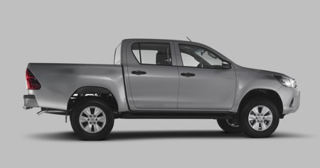 Toyota Hilux Mexico 15