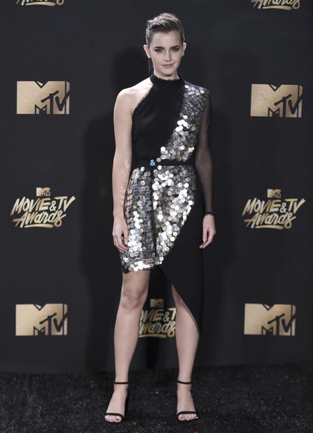 Emma Watson mtv movie awards 2017