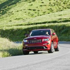 Foto 2 de 16 de la galería jeep-grand-cherokee-srt8-2012 en Motorpasión