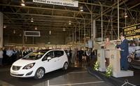GM Figueruelas fabrica su unidad 11 millones en menos de 30 años