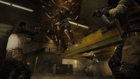 'Deus Ex: Human Revolution': nuevo tráiler y más deleite visual amarillento