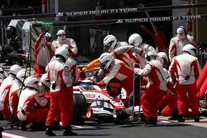 Honda mantendrá su apoyo a Super Aguri en 2008