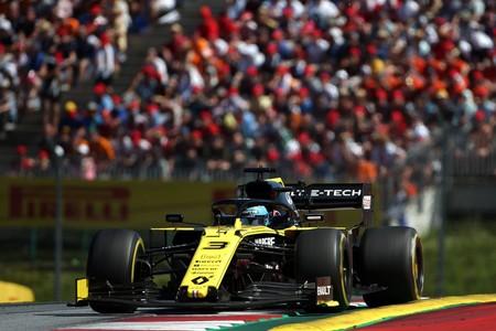 Ricciardo Austria F1 2019