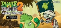 'Plants vs. Zombies 2' saldrá muy pronto en Android
