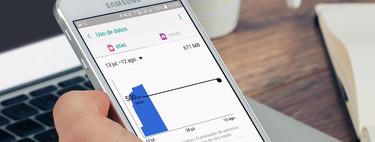 Cómo controlar y limitar el uso de datos en Android