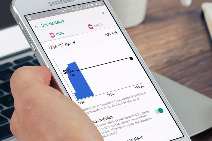 3 excelentes apps para controlar el uso de datos para Android