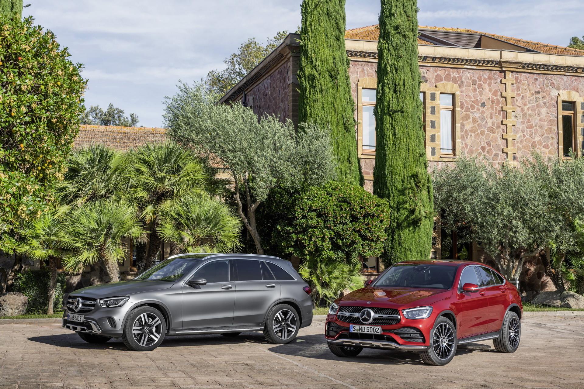Foto de Mercedes-Benz GLC 2020 (1/18)