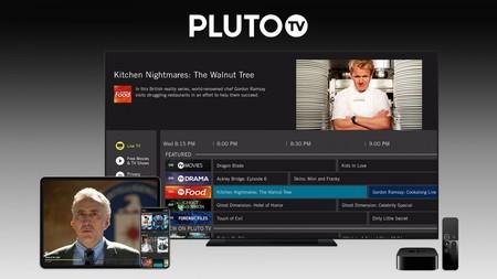 Pluto Tv Mexico America Latina 24 Canales