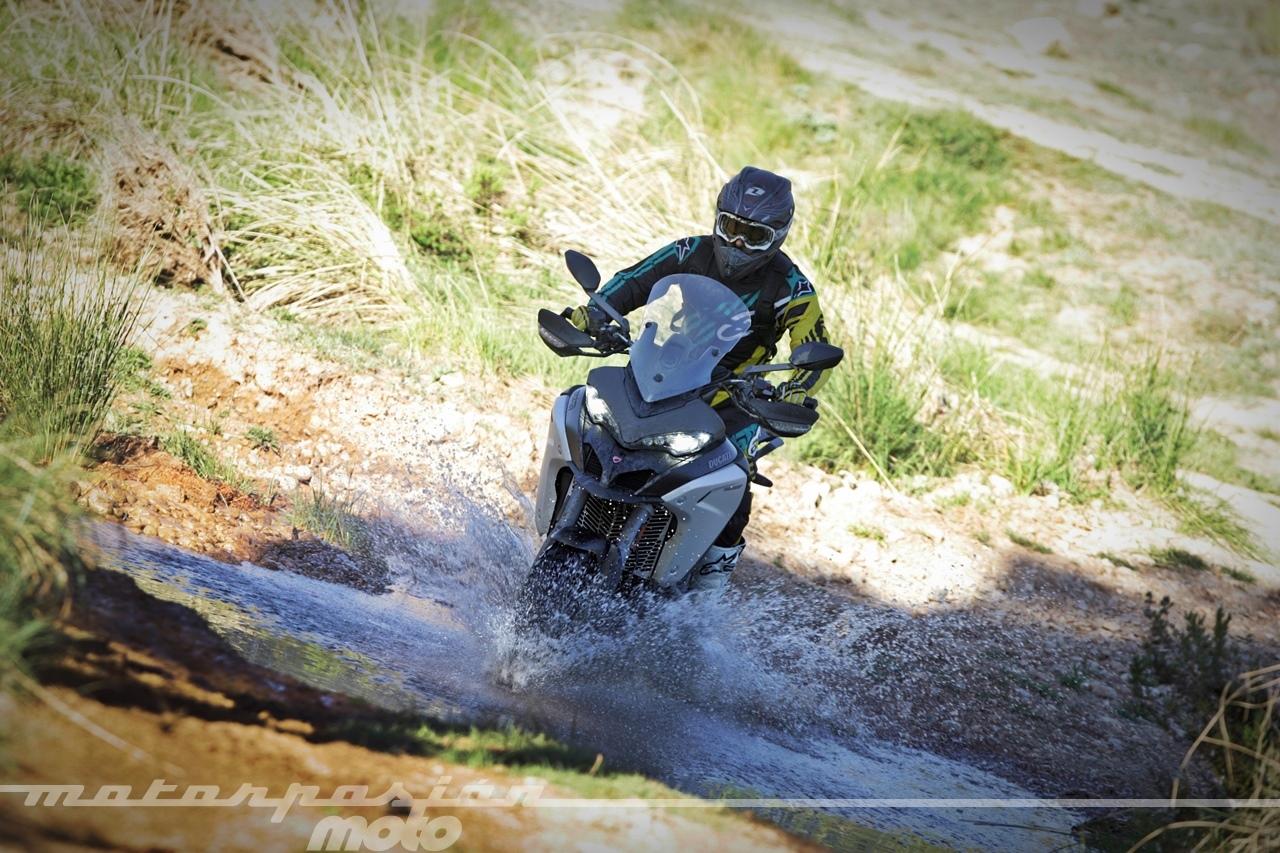Foto de Ducati Multistrada 1200 Enduro - Acción (32/37)