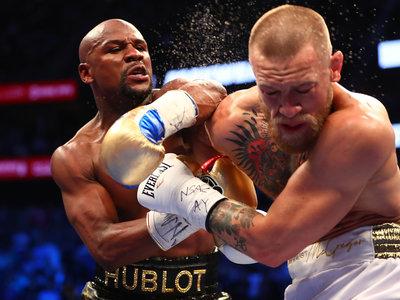 Millones de personas siguieron el combate de Mayweather vs. McGregor en streamings no autorizados