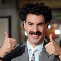Globos de Oro 2021: 'Borat, película film secuela' es la mejor comedia o musical