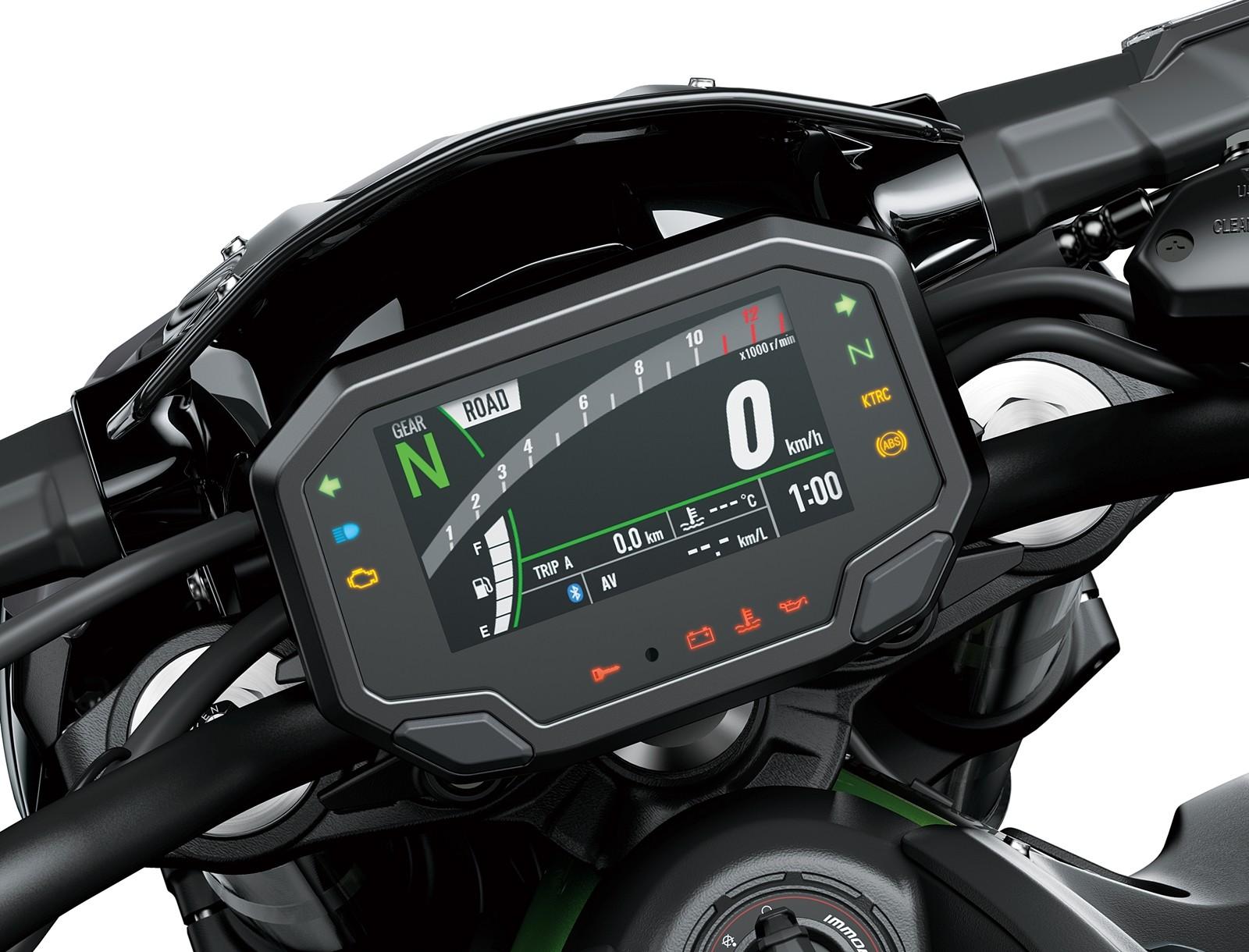 Foto de Kawasaki Z900 2020 (31/31)