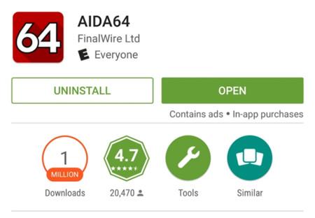 Google Play Etiqueta Anuncio