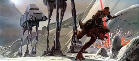 Ralph Mcquarrie Star Wars 4
