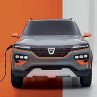 El Dacia Spring, el primer coche eléctrico de Dacia y que promete ser el más barato del mercado, llega en octubre