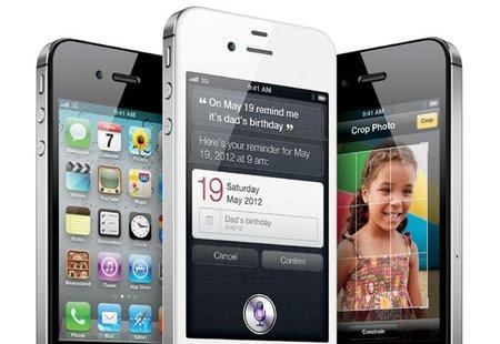 iPhone 4S ha vendido más de 4 millones de unidades