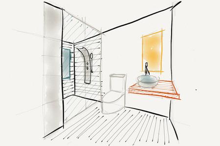 Proyecto reforma - baño