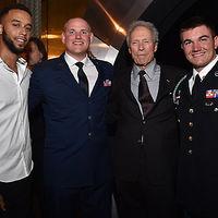 Eastwood se la juega con su nueva película de héroes: contará con tres protagonistas de la historia real